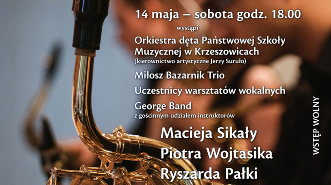 Koncert Finałowy V Krzeszowickich Integracji Jazzowych Antigua 2016
