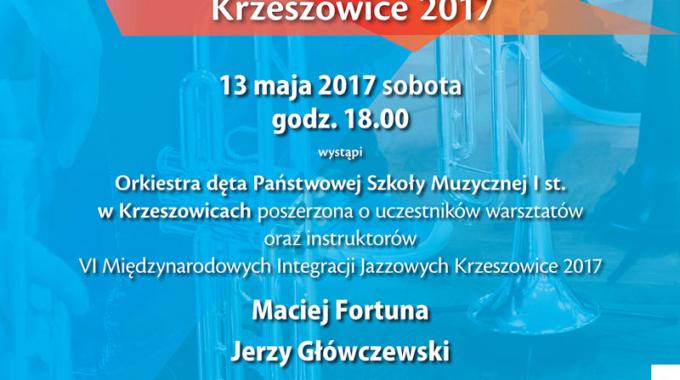 Koncert finałowy VI MIJ Krzeszowice 2017