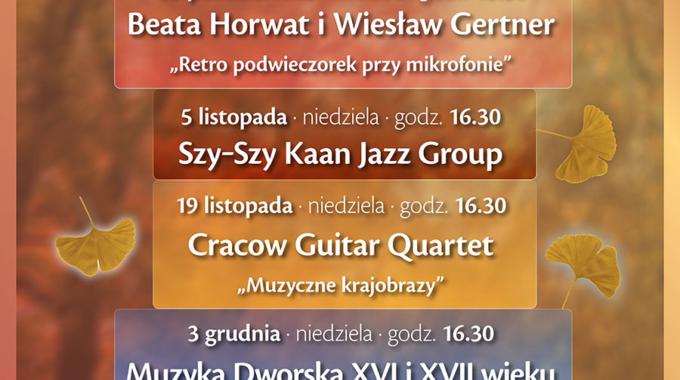 Koncerty Jesienne wPSM wKrzeszowicach